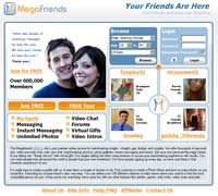 mega friend dating